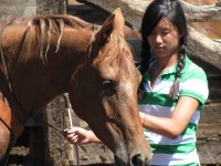 Horseback Riding at Colorado Summer Camps